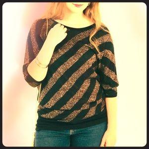 Rock & Republic Sweater. Sassy AF. NWOT.